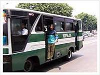 Angkutan Umum Jakarta