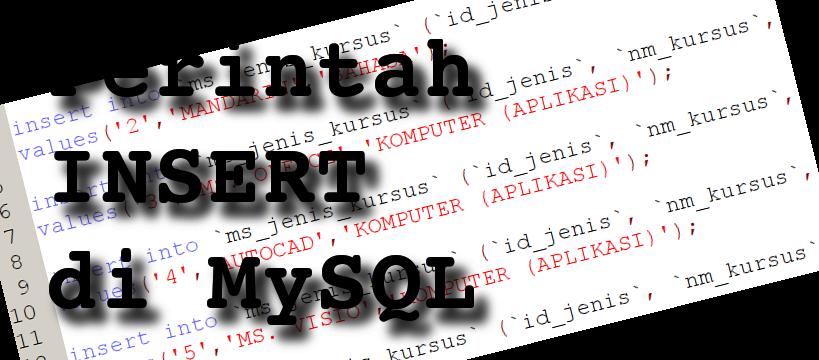 perintah-insert-mysql
