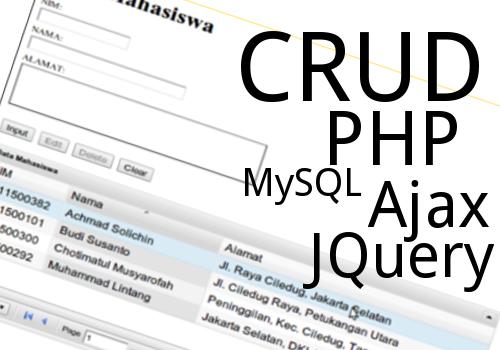 crud-php-jquery