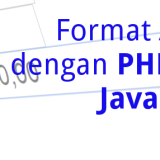 format-angka-php-javascript-jquery
